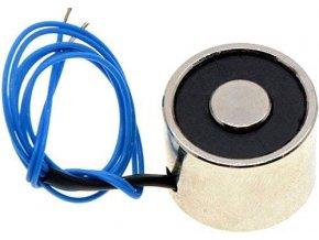 Elektromagnet P25 / 20 12VDC, 8kg