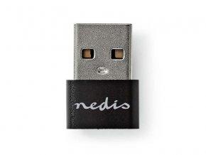 Redukcia USB A - USB C NEDIS CCGP60920BK