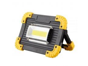 Pracovné prenosné nabíjacie svietidlo LED 10W, LL-811