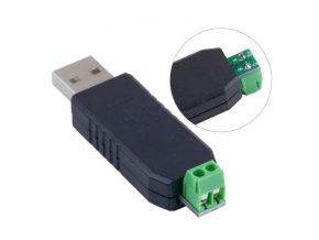 Redukcia USB / RS485