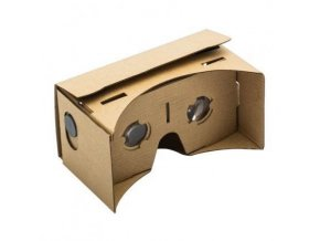 Kartónové okuliare pre virtuálnu realitu