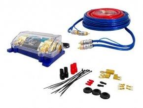 Napájacie a signál.kabely k autozesilovač LTC C02