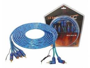 Kábel 2xCinch-4xCinch 5m LTC AUDIO