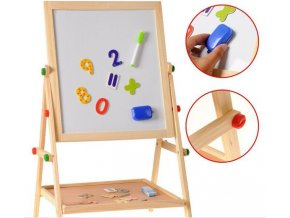 Obojstranná tabuľa pre deti