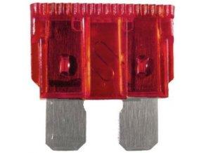 Autopoistky 10A 19x12mm