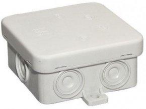 Krabica SD7 prázdna, 75x75x37mm