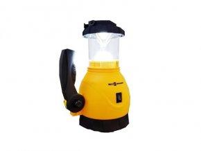 Svietidlo prenosné LED pre camping, napájanie 3xR20