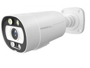 Vonkajšia / vnútorná IP kamera MISECU 5MP, POE, IP66