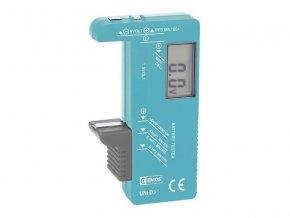 Tester batérií EMOS N0322