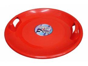 kluzák talíř Superstar červený 60cm