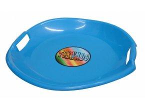 kluzák talíř Tornado modrý 54cm