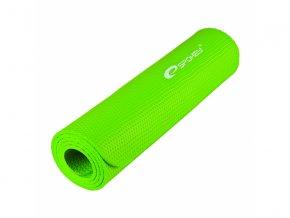 karimatka Spokey SOFTMAT na cvičení zelená