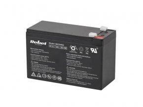 Baterie olověná 12V/ 7.0Ah REBEL