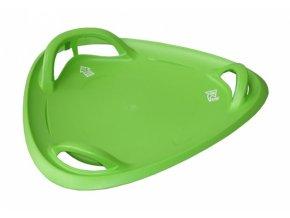kluzák talíř Meteor zelený 60cm
