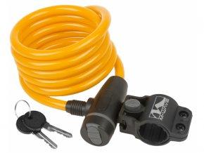 zámek  M-Wave 10x1800mm oranžový