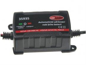 Nabíječka akumulátorů olověných, automatická udržovací 6/12V - 750mA