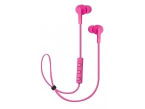 BLOW 2-775 sluchátka do uší BLUETOOTH růžová