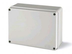 Krabice plastová SCABOX 686.209 - 300x220x120 mm