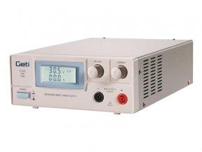 Zdroj laboratorní Geti PS3020  0-30V/ 0-20A