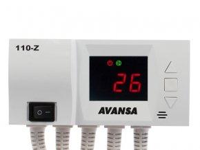 Termostat AVANSA 110 Z příložný