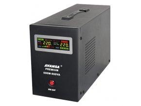 Záložní zdroj pro oběhová čerpadla AVANSA UPS 500W 12V