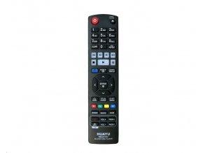 Dálkový ovládač HUAYU RM-B1167 LG TV/BLU-RAY univerzální
