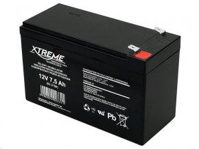 Gelová baterie  12V /  7,5Ah XTREME