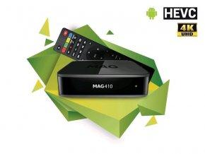 MAG 410 IPTV