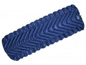 Karimatka nafukovací  TRACK modrá