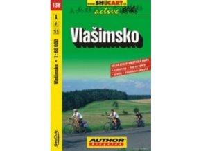 mapa cyklo Vlašimsko,138