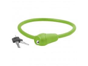 zámek  M-Wave 12x600mm silikon zelený