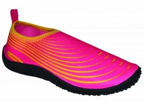 boty dětské LOAP TESENA KID do vody růžové