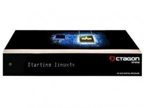 Octagon SF4008 Triple 4K 2x DVB-S2X & 1x DVB-T2/C