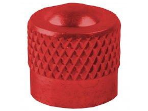 čepička ventilková M-Wave červená 1ks