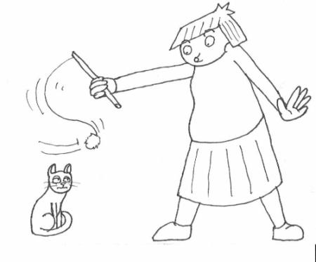Koloidní stříbro a nemocná kočka aneb pohlaď kočce uši...