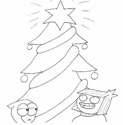 Veselé Vánoce aneb První pomoc vánoční