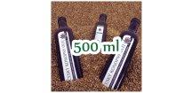 Konopný olej v kvalitě BIO 500 ml  - sleva!