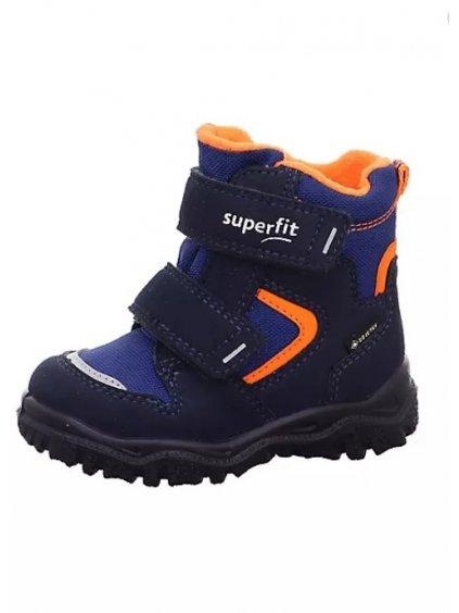 SUPERFIT zimní kotníčkové boty