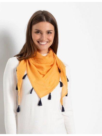 BONPRIX bavlněný šátek
