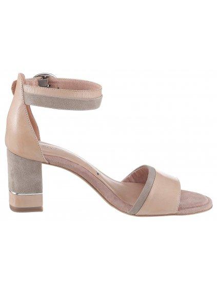"TAMARIS ""Dalina"" kožené sandály"
