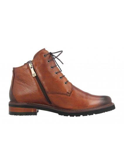 Everybody Nelly Boots in uebergroessen Braun 58123H2411 371 grosse Damenschuhe 19617 4