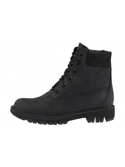 """TIMBERLAND """"Lucia Way 6 Inch Waterproof Boot"""" kotníčkové boty (BARVA ČERNÁ, VELIKOST 39,5)"""