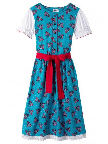BONPRIX šaty se vzorem