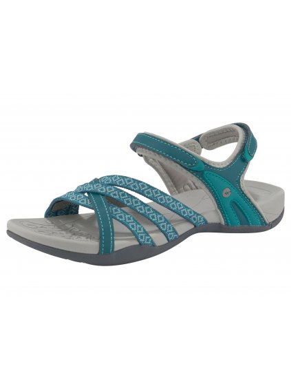 HI-TEC outdoorové sandály  »SAVANNA II« (BARVA MODRÁ, VELIKOST 39)