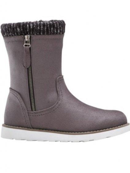 BONPRIX kotníčkové boty na zip