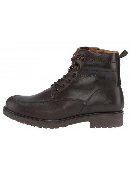 """TIMBERLAND  """"Oakrock WP MT Zip Boot""""  kožené boty"""