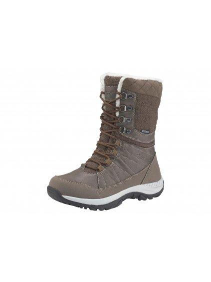 HI-TEC »Riva Waterproof« kotníčkové zimní boty