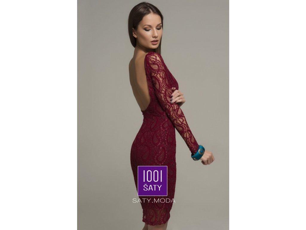 01ed859febce šaty Maria Wine - 1001ŠATY - SATY.MODA