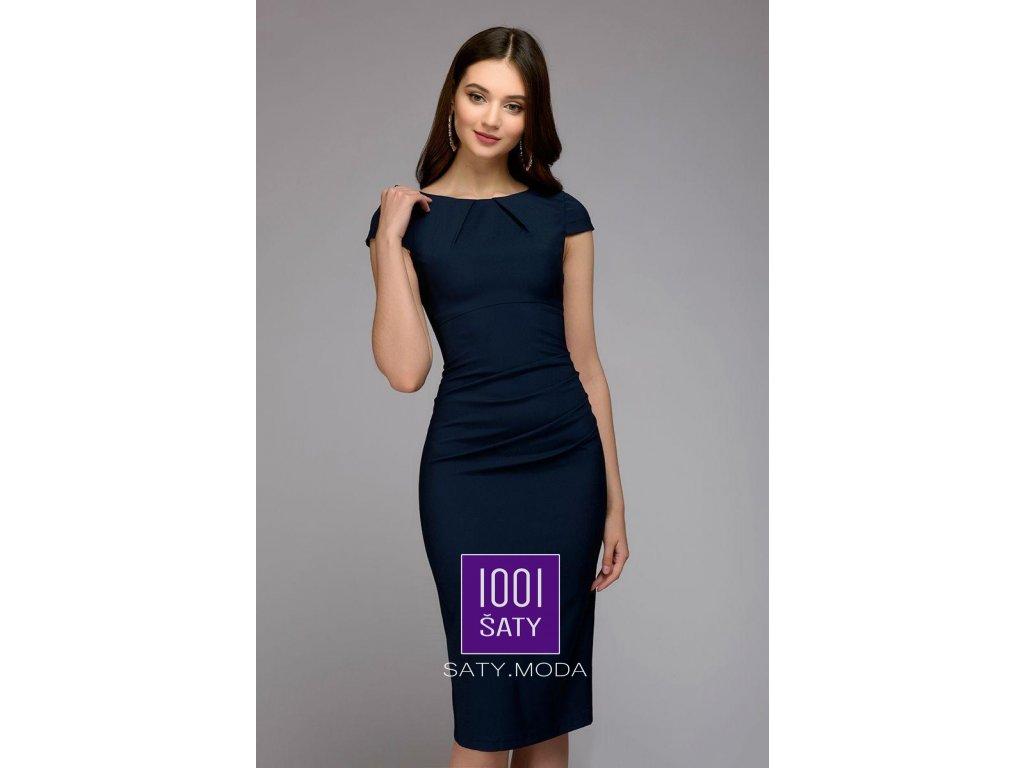 bbf8eb5dc25 šaty Molly Blue - 1001ŠATY - SATY.MODA