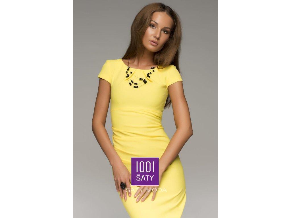 397269c9517 šaty Molly Yellow - 1001ŠATY - SATY.MODA